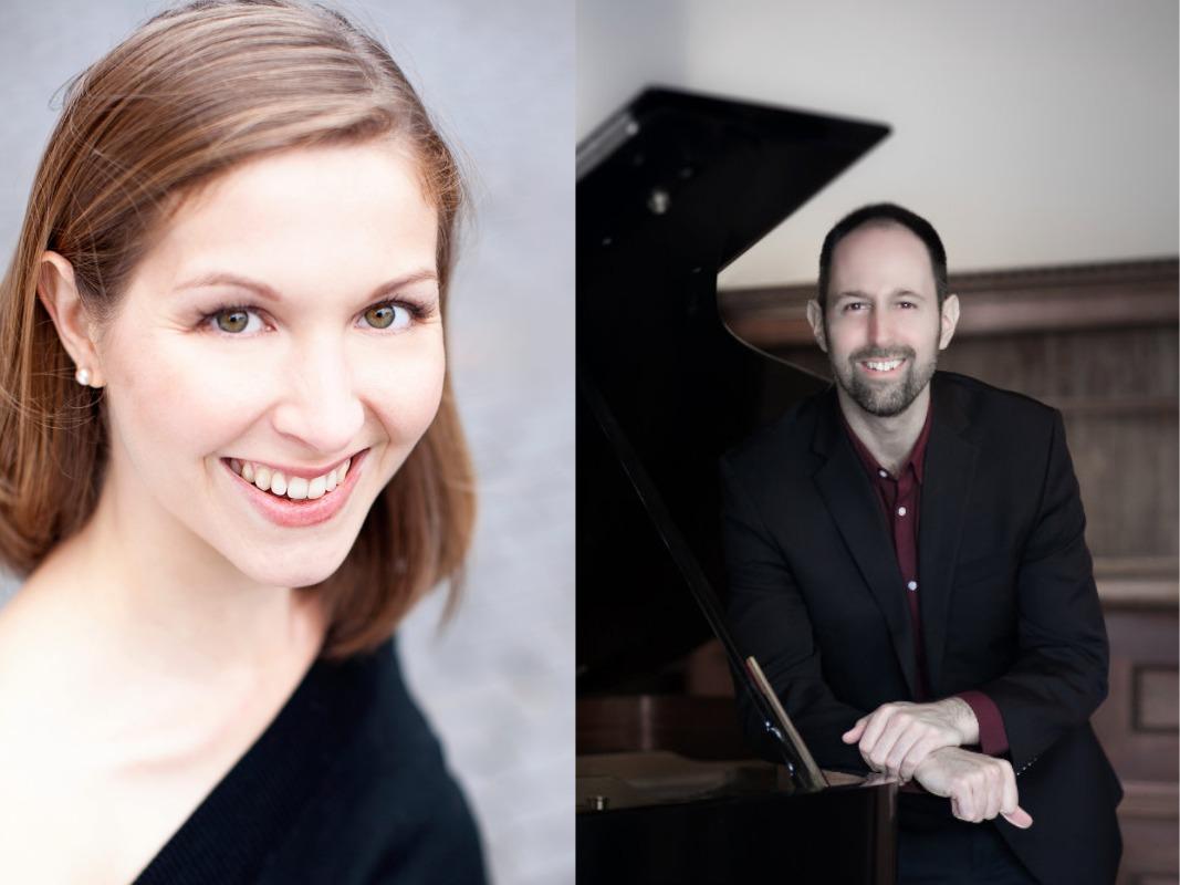 Rachel Schutz, soprano, with Spencer Myer, piano – POSTPONED (Date TBA) image
