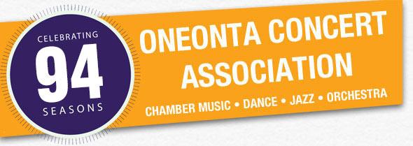 Suny Oneonta Calendar 2021-2022 Season Schedule | Oneonta Concert Association